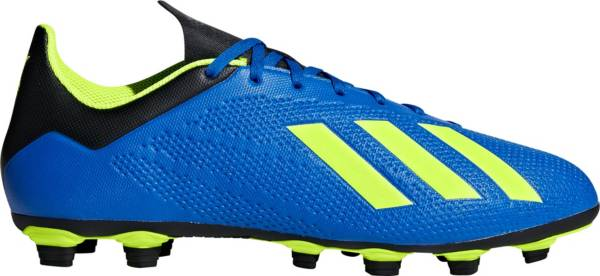 adidas Men's X 18.4 FXG Soccer Cleats product image