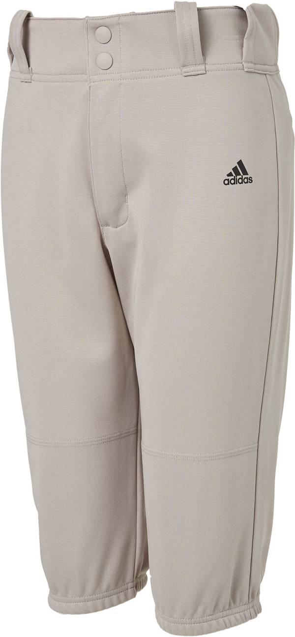adidas Boys' Triple Stripe Knicker Baseball Pants product image
