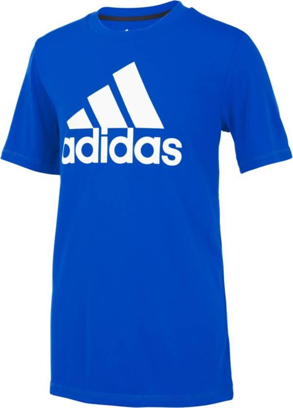 adidas Boys' clima Performance Logo T-Shirt product image