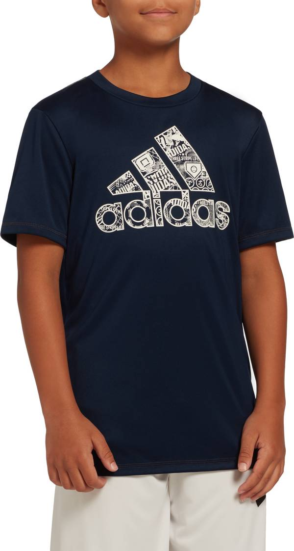 adidas Boys' Multi Sport Graphic T-Shirt product image