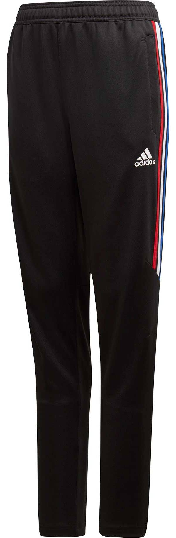 adidas Youth Tiro 17 Red White Blue Training Pants product image