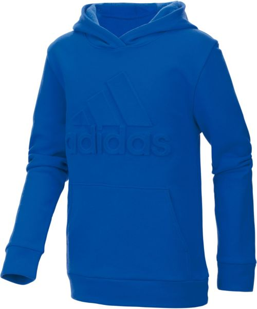 adidas Boys  Exclusive Embossed Logo Hoodie. noImageFound. Previous ace3cde51eb2