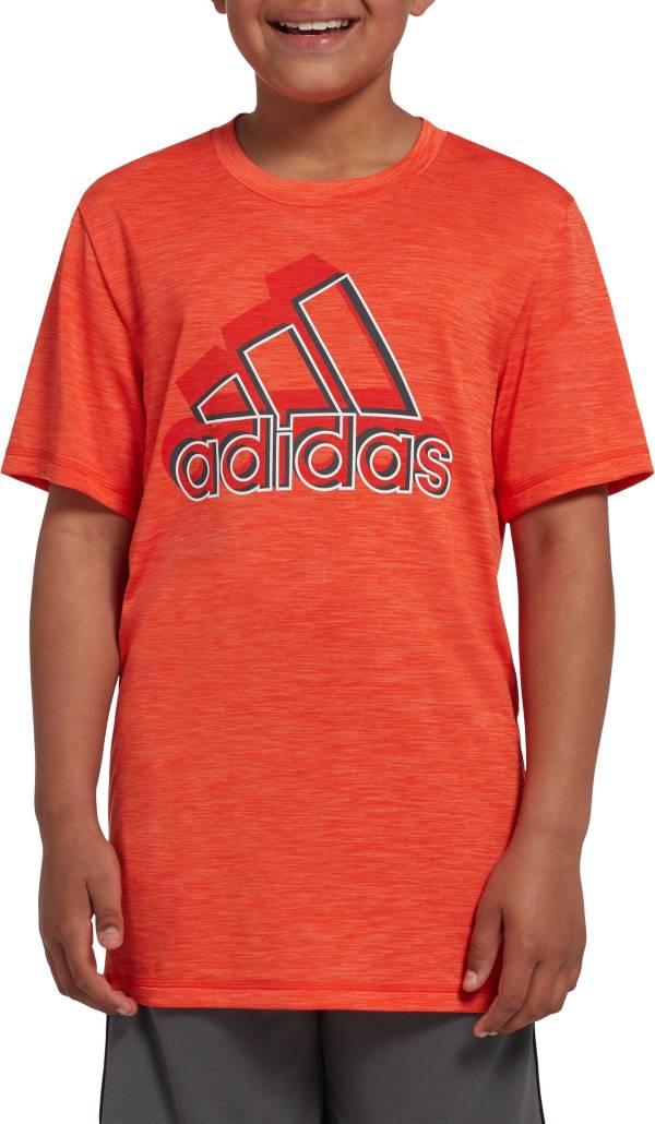 adidas Boys' Melange T-Shirt product image