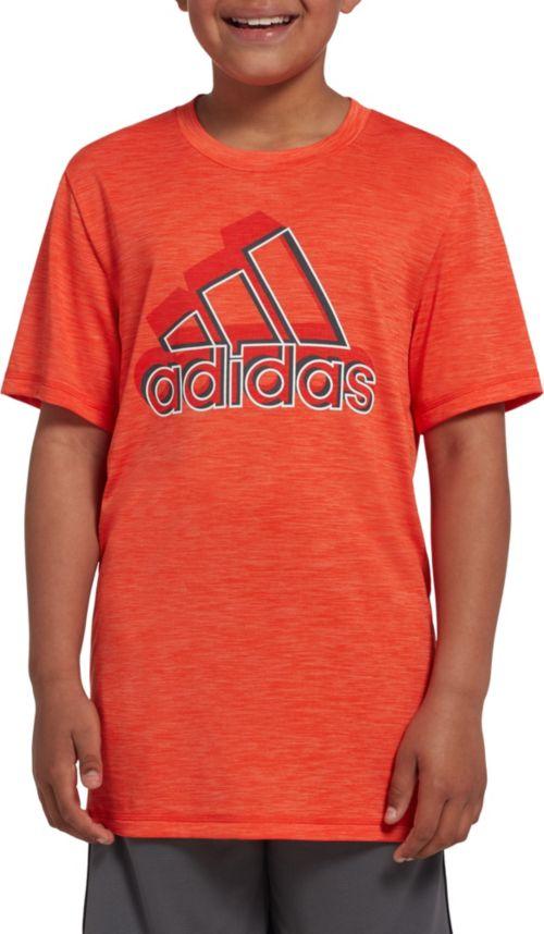 quality design 90a90 5c7b0 adidas Boys  Melange T-Shirt. noImageFound. Previous