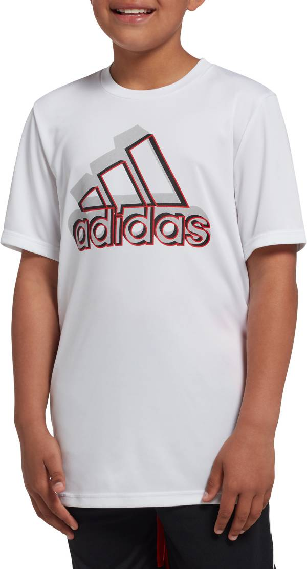adidas Boys' Graphic T-Shirt product image