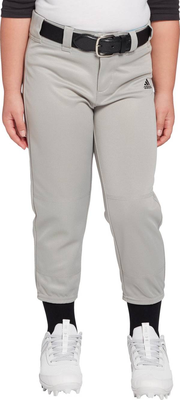 adidas Girls' Destiny Softball Pants product image