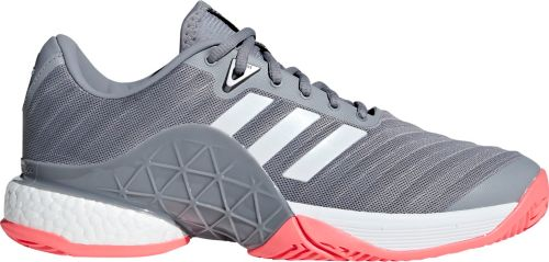 promo code 71bd0 3efdc adidas Men s Barricade 2018 Boost Tennis Shoes. noImageFound. Previous