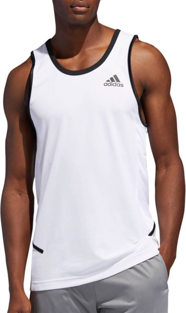 adidas Men's Accelerate Basketball Tank Top product image