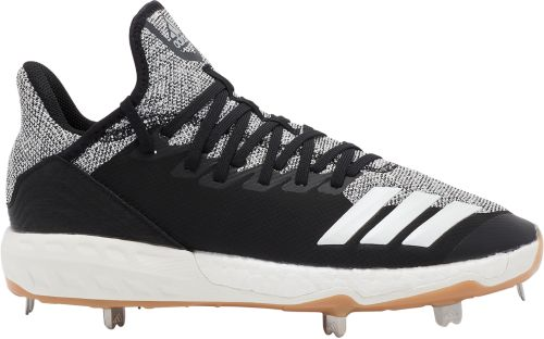 more photos afe29 ad750 adidas Men s Icon 4 Metal Baseball Cleats