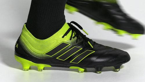 separation shoes d00fa 8d5b5 adidas Men s Copa 19.1 FG Soccer Cleats