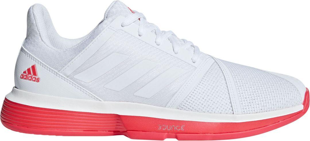 adidas Men's CourtJam Bounce Tennis Shoes