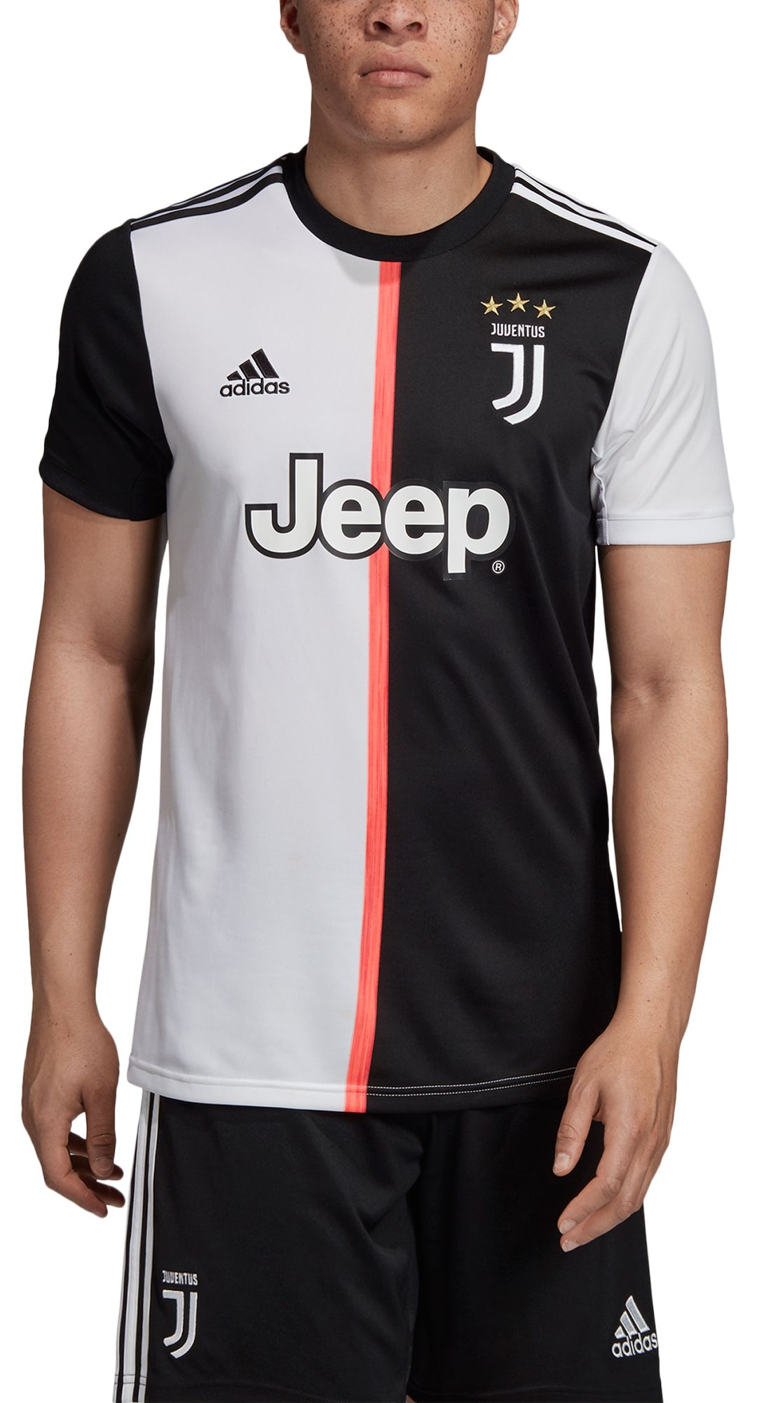 af359fd80c7a8 adidas Men's Juventus '19 Stadium Home Replica Jersey. noImageFound.  Previous. 1. 2. 3
