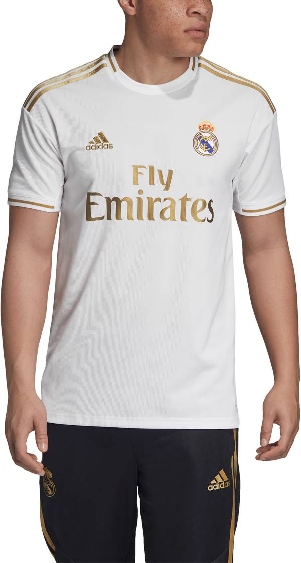 adidas Men's Real Madrid '19 Stadium Home Replica Jersey product image