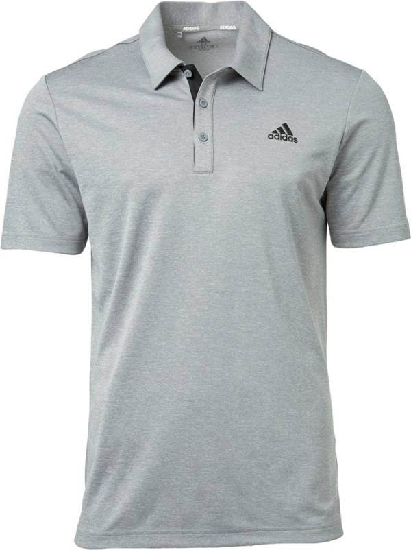 adidas Men's Drive Novelty Heather Golf Polo product image
