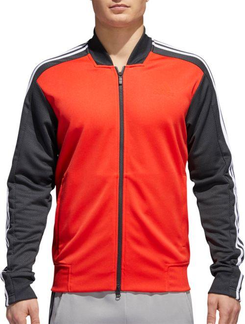 af614e667fe adidas Men s ID Bomber Track Jacket. noImageFound. Previous