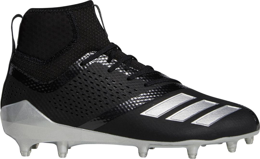 9073fd686384 adidas Men's adiZERO 5-Star 7.0 Mid Lacrosse Cleats