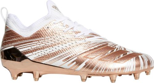 superior quality 94c8e 8f95c adidas Mens adiZERO 5-Star 7.0 Metallic Football Cleats. noImageFound.  Previous
