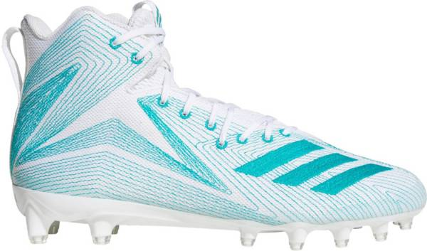 adidas Men's Freak X Carbon Mid Parley Football Cleats product image