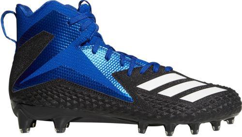 new style e6a05 e0a52 adidas Men s Freak X Carbon Mid Football Cleats