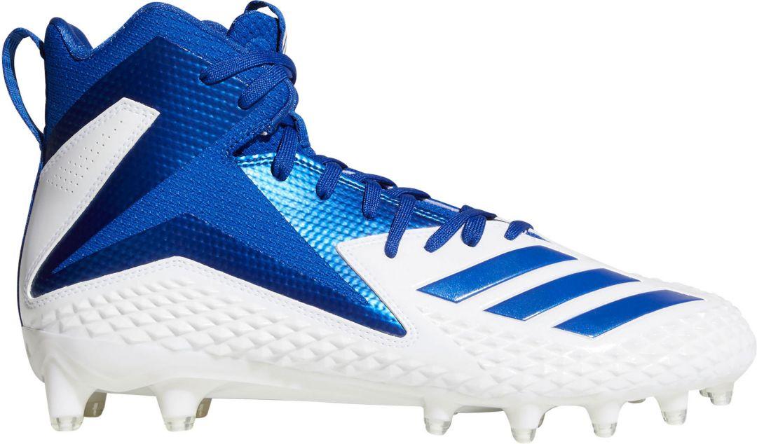 Adidas Mens Freak X Carbon Mid Football Cleats