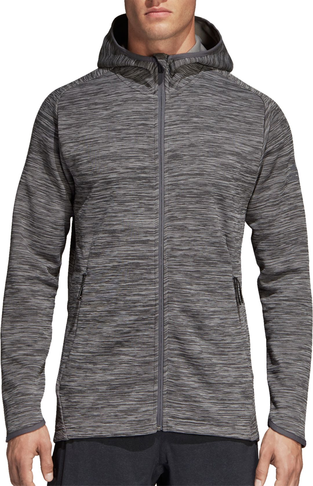 3dc5cfec adidas Men's FreeLift Climaheat Full Zip Hoodie. noImageFound. Previous
