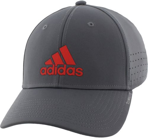 e321c0c71 adidas Men's Gameday II Stretch Fit Hat | DICK'S Sporting Goods