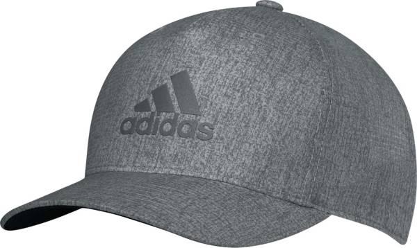 adidas Men's Heathered Snapback Golf Hat product image