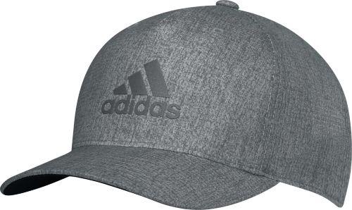 adidas Men s Heathered Snapback Golf Hat  7e5e6479434