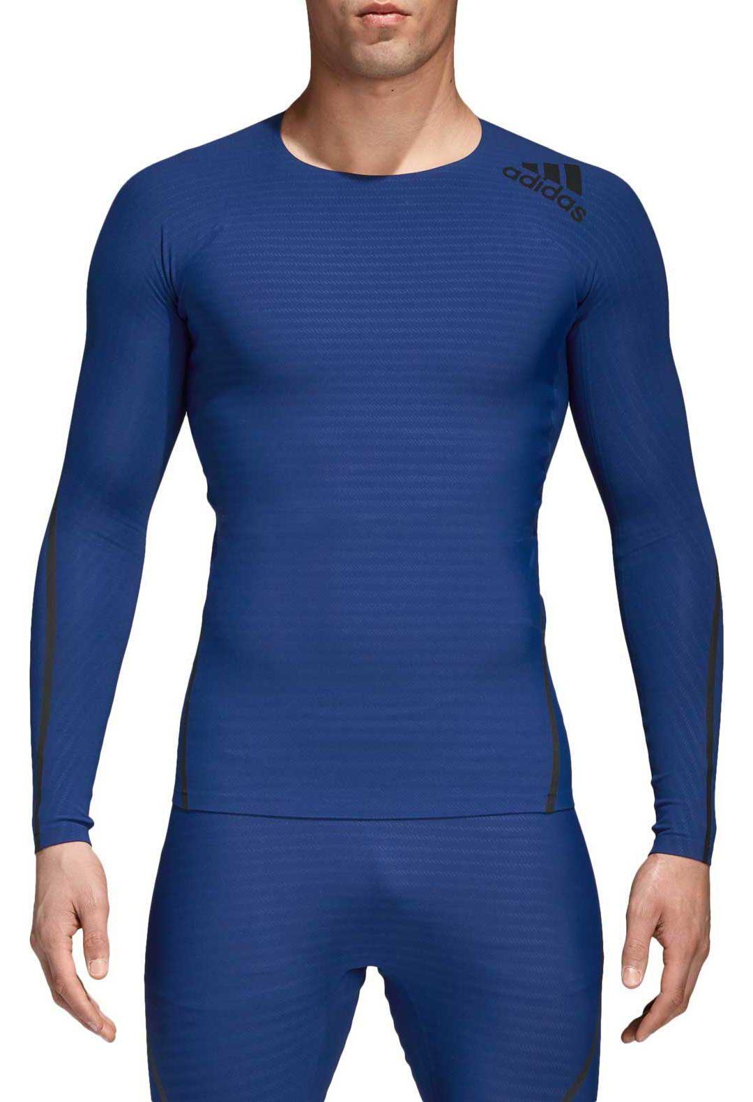 8f4d95ab9a775 adidas Men's Alphaskin 360 Long Sleeve Shirt. noImageFound. Previous. 1