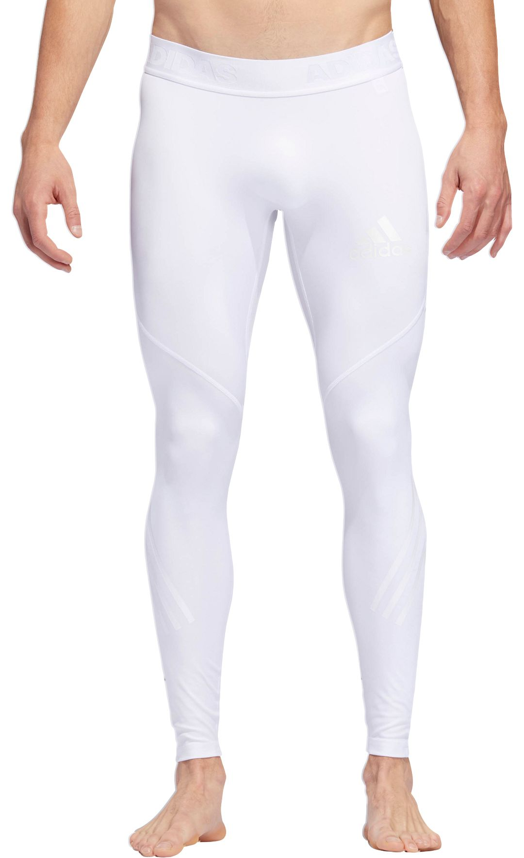 b01e8aeab326d9 adidas Men's Alphaskin Sport 3-Stripes Tights. noImageFound. Previous