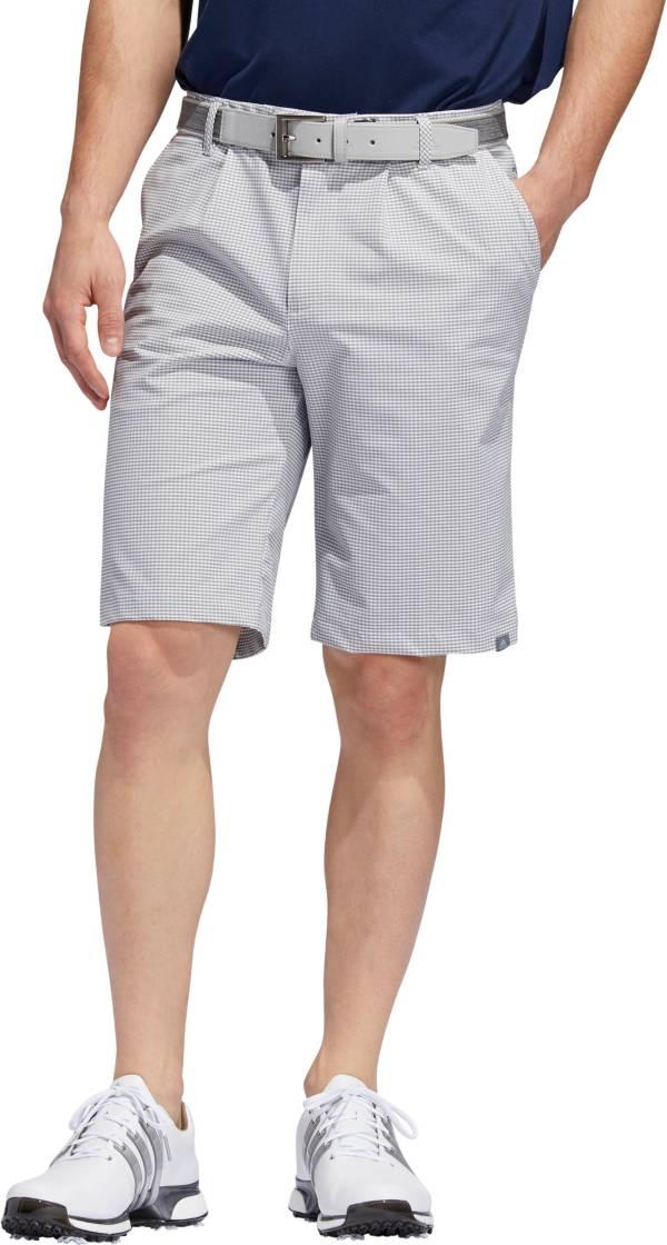 adidas Men's Ultimate365 Gingham Golf Shorts product image