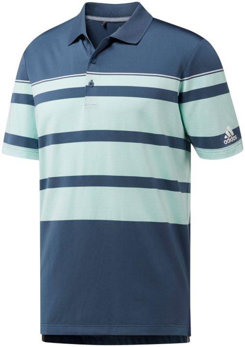 e6540eda adidas Men's Ultimate365 Wraparound Stripe Golf Polo. noImageFound. Previous