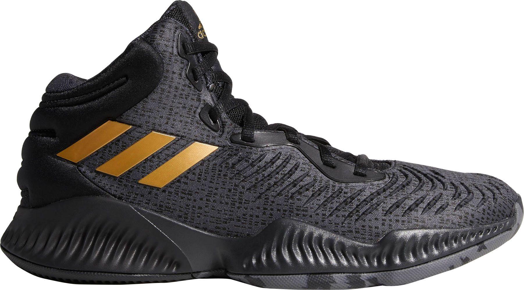 35fdc503636 adidas Men u0027s Mad Bounce 2018 Basketball Shoes