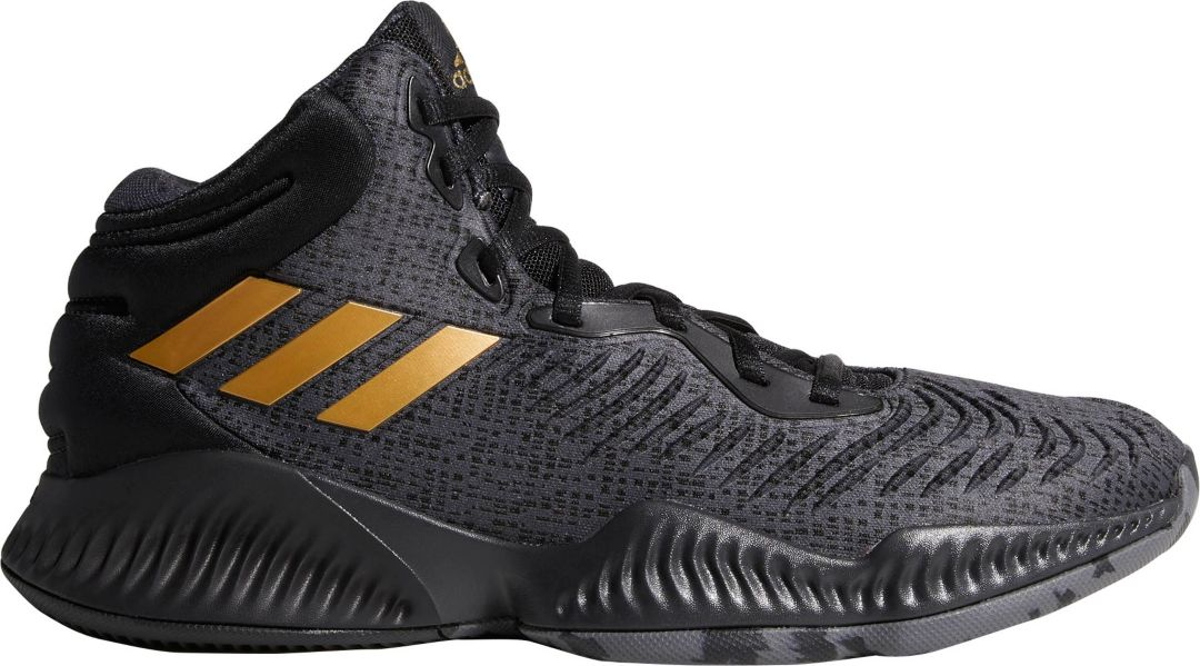 d2d95b56227 adidas Men's Mad Bounce 2018 Basketball Shoes