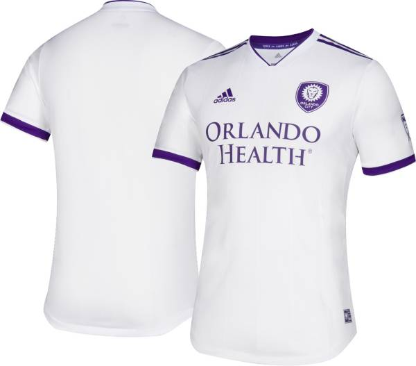 adidas Men's Orlando City Secondary Authentic Jersey product image