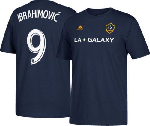 Los Zlatan Navy T Angeles Ibrahimovic9 Men's Galaxy Adidas Player vN0w8nm