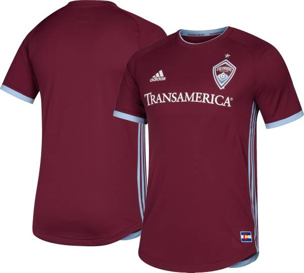 adidas Men's Colorado Rapids Primary Authentic Jersey product image
