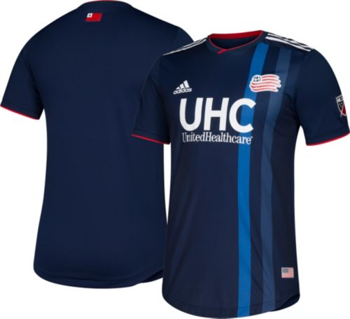 f2c839f1484 adidas Men's New England Revolution Primary Authentic Jersey. noImageFound.  Previous