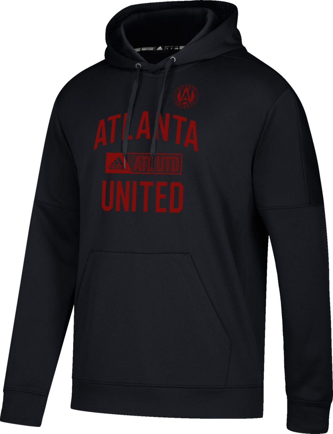 eacfa70d adidas Men's Atlanta United Team Black Hoodie | DICK'S Sporting Goods