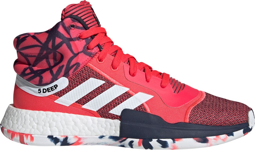 cf04f01d adidas Men's John Wall Marquee BOOST Basketball Shoes