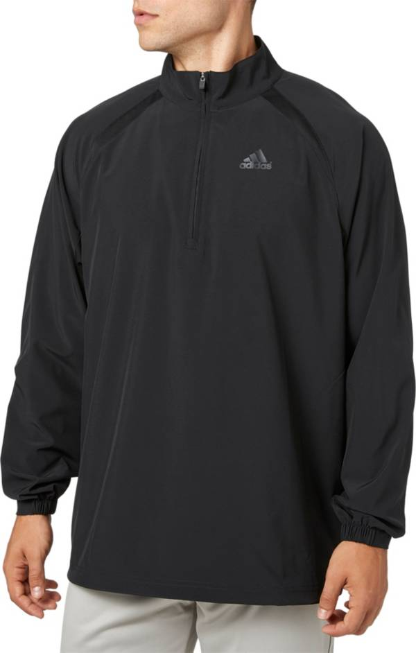 adidas Men's Triple Stripe Long Sleeve Baseball Jacket product image