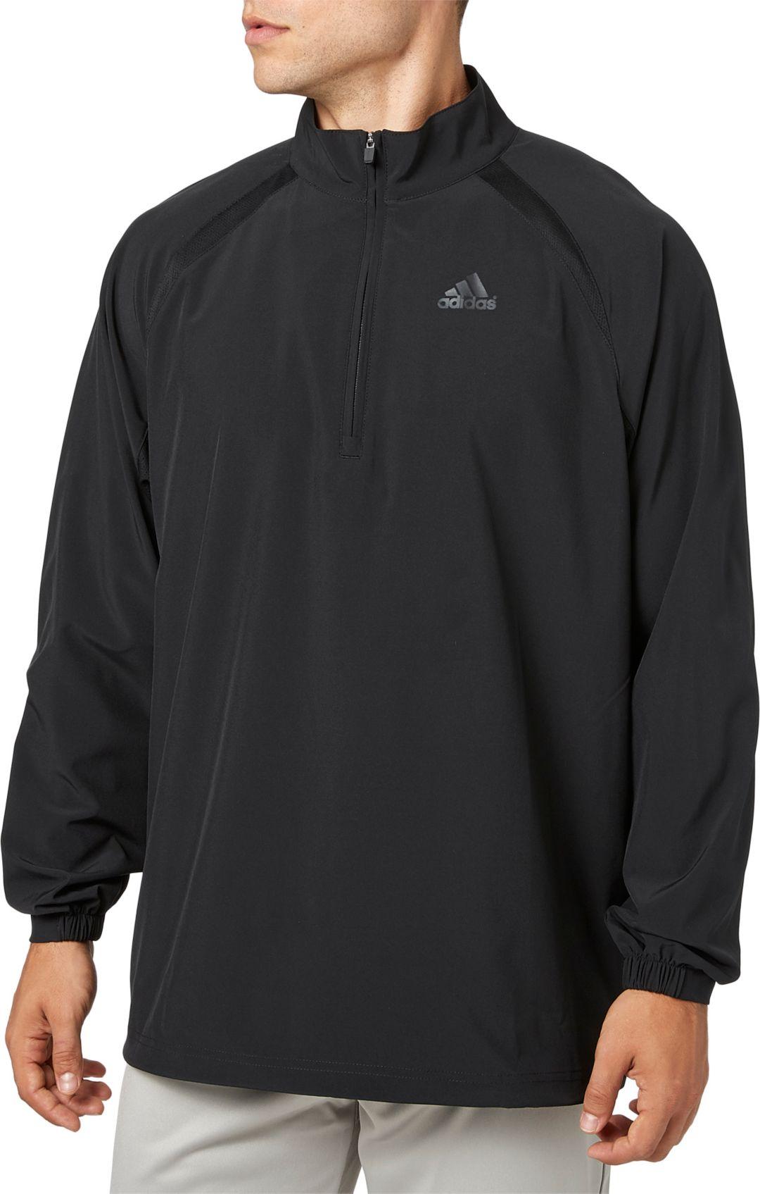 74999dc3 adidas Men's Triple Stripe Long Sleeve Baseball Jacket. noImageFound.  Previous