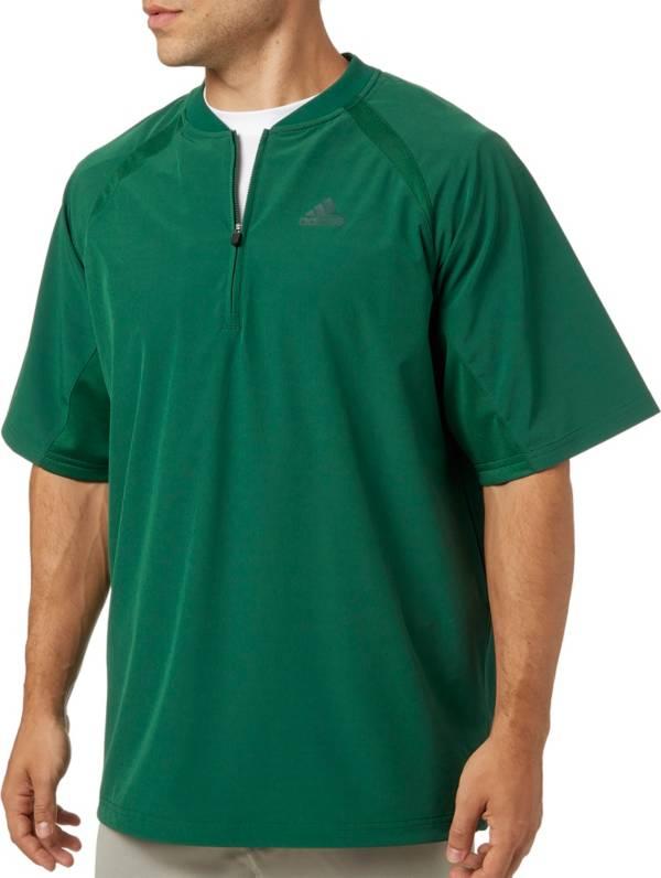 adidas Men's Triple Stripe Baseball Jacket product image