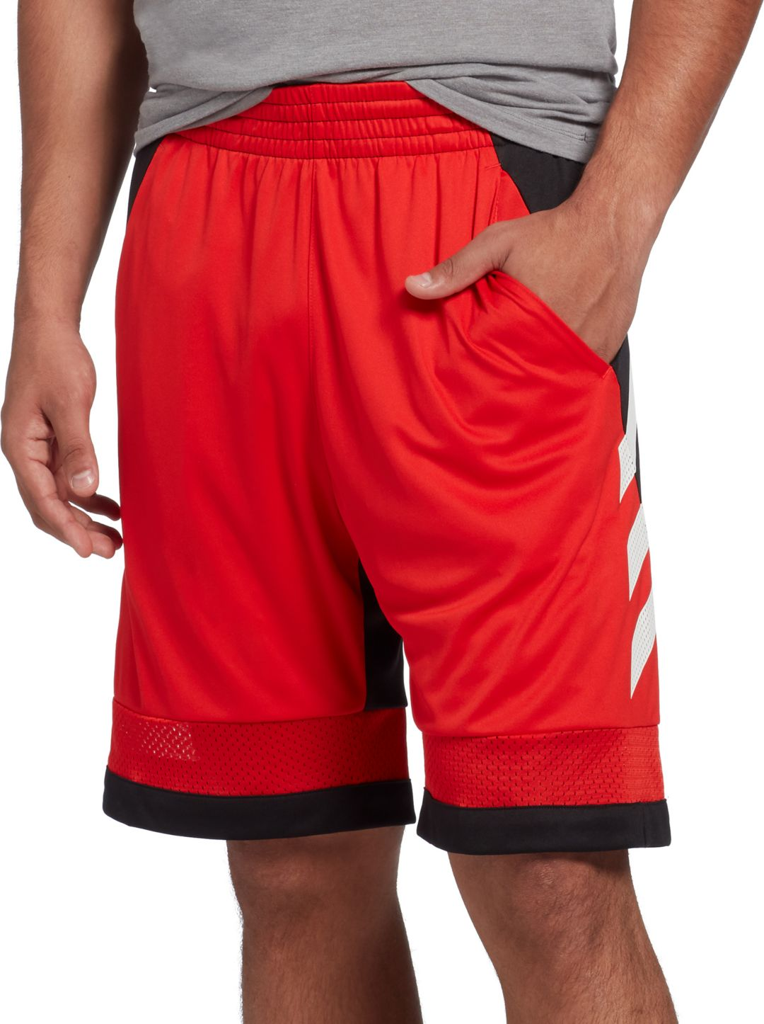 f7733cc33 adidas Men's Pro Bounce Basketball Shorts. noImageFound. Previous