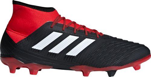 ba2335330f3 adidas Men s Predator 18.2 FG Soccer Cleats