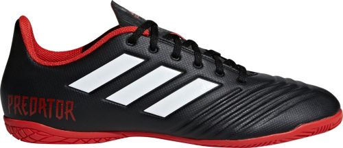 18b7f4673ff adidas Men s Predator Tango 18.4 Indoor Soccer Shoes