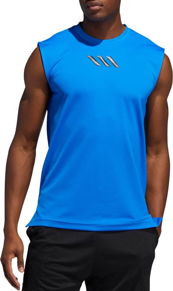 adidas Men's Pro Madness Basketball Tank Top product image