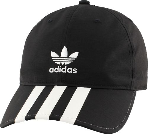 adidas Originals Men s Relaxed Applique Strapback Hat. noImageFound.  Previous d9175240c596