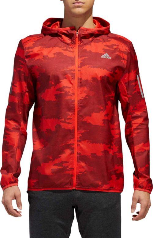 30c1a864590e adidas Men s Response Windbreaker Jacket. noImageFound. Previous