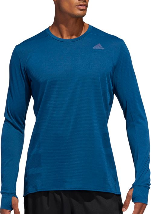 1e76151eefeda adidas Men s Supernova Running Long Sleeve Shirt. noImageFound. Previous
